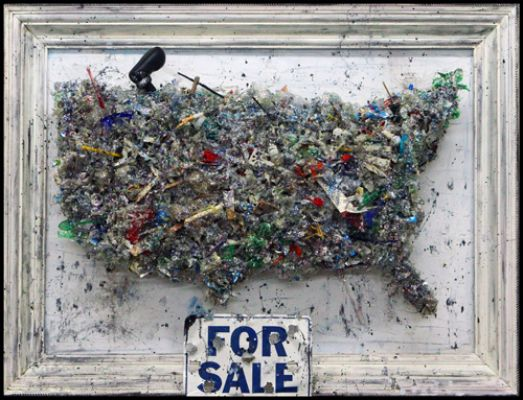 STRYCHNIN Gallery - Greg Haberny - For sale - Recycled Nation