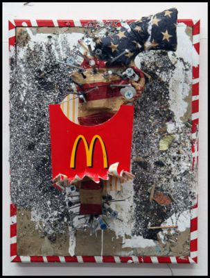 STRYCHNIN Gallery - Greg Haberny - Appetite for Destruction